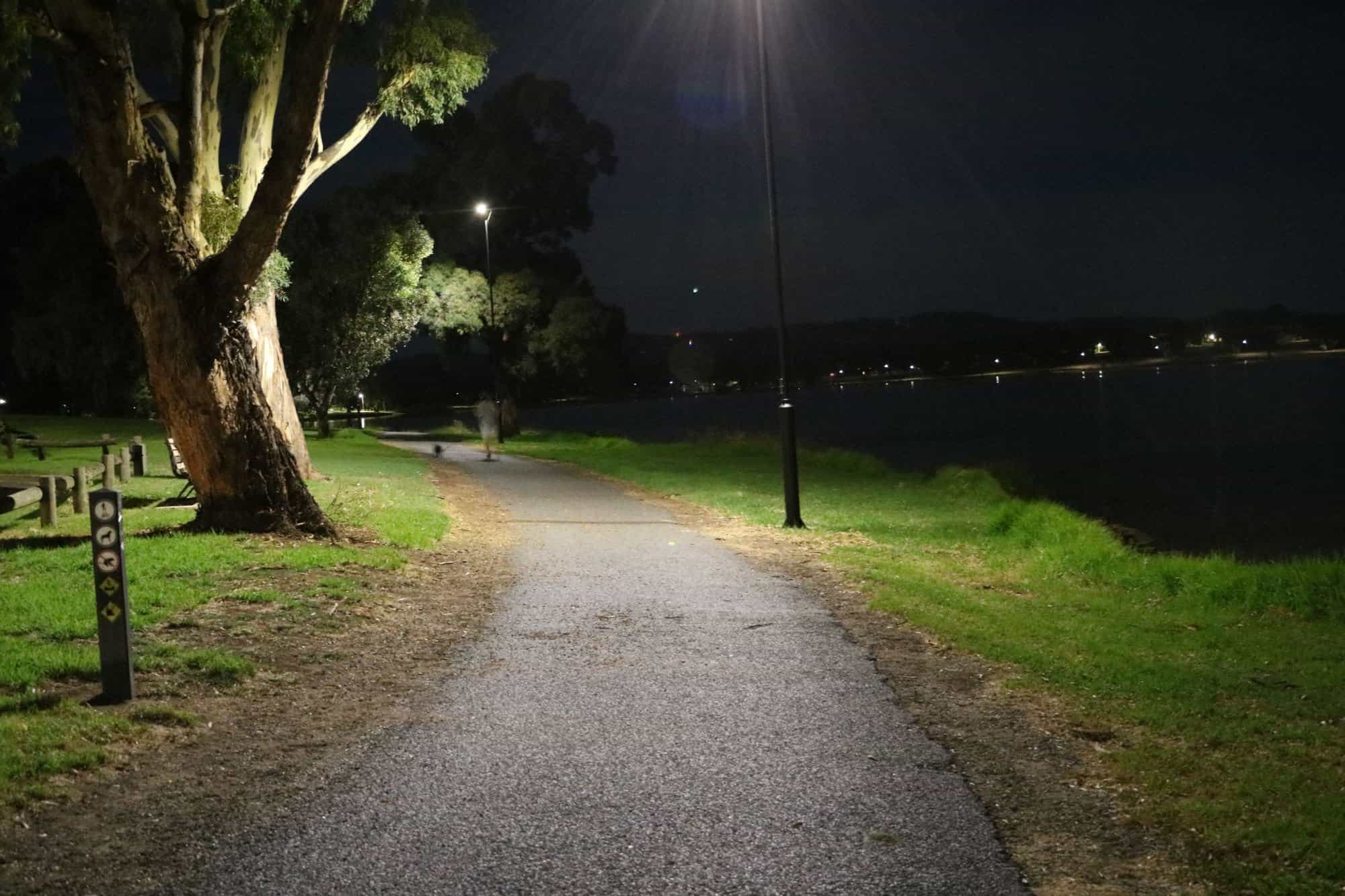 Australia's Longest Continuous Solar Light Pathway