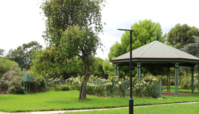 solar security pathway lighting GFS-15-guardian