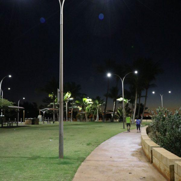 sentinel 50W street lights coatline WA