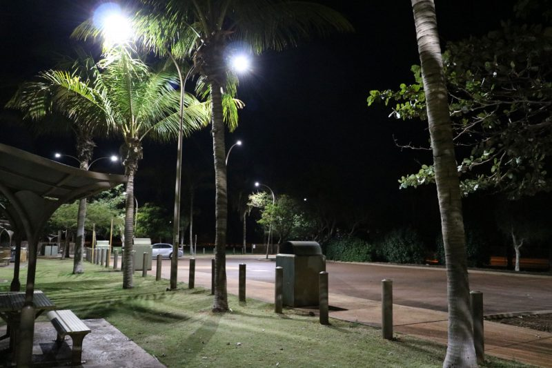 sentinel-50 street lights