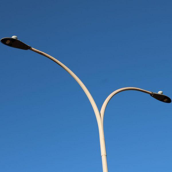 sentinel 50W street lights