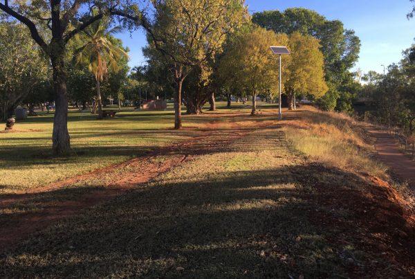 Solar Street Lighting – Katherine Council