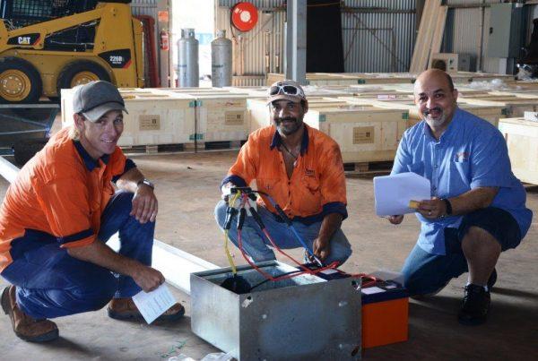 Solar Park Lighting – Roper Gulf Council
