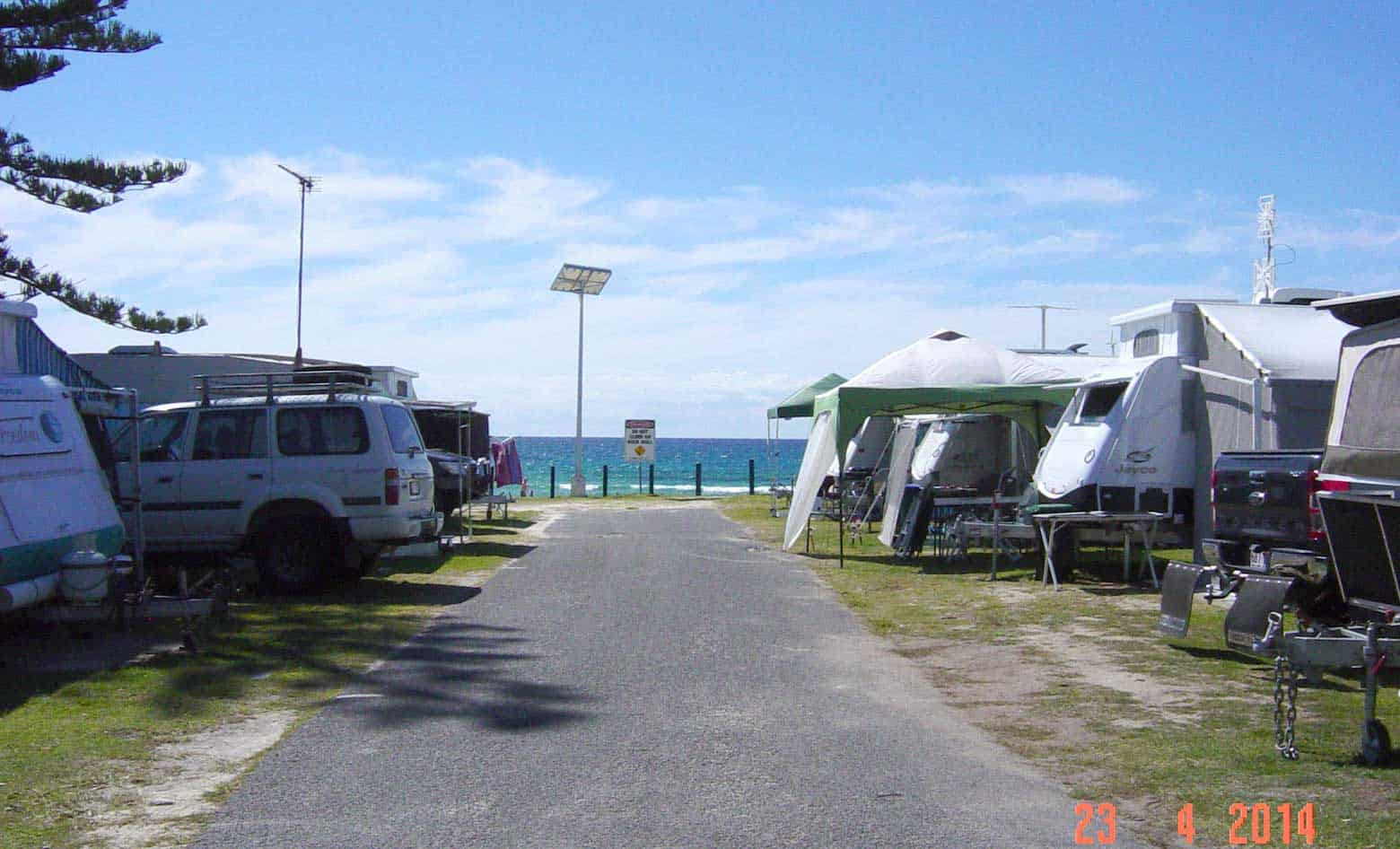 Tweed Coast – Solar Coastal Lighting