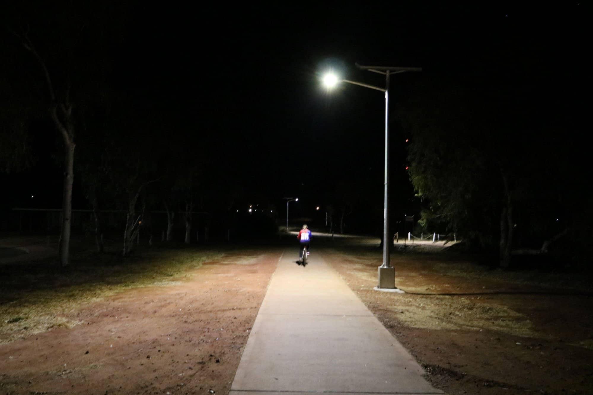 GFS-200-RD solar street lighting