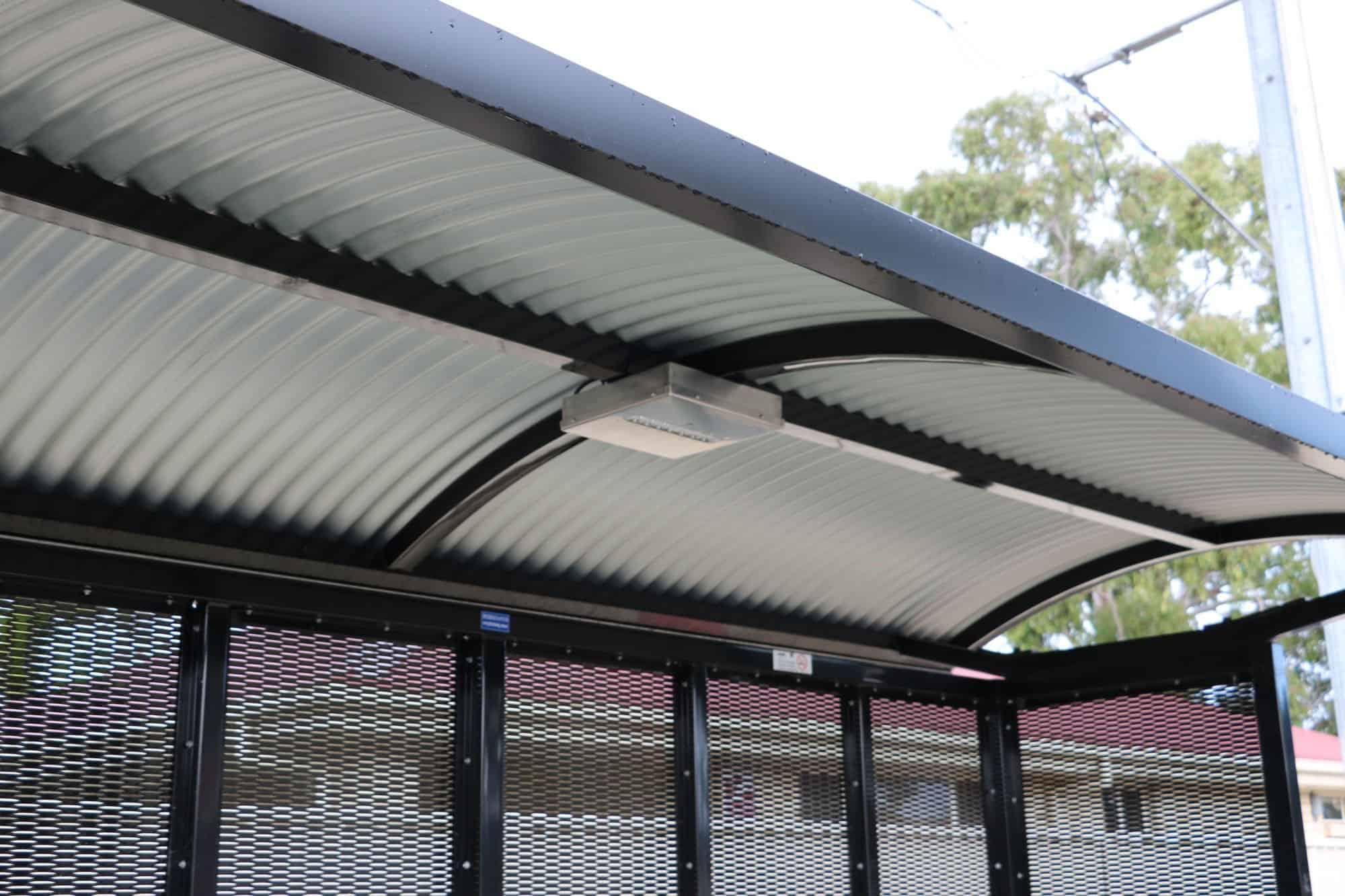 solar shelter lighting