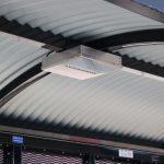 solar shelter light light station