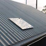GFS-50-MSL solar panel assembly