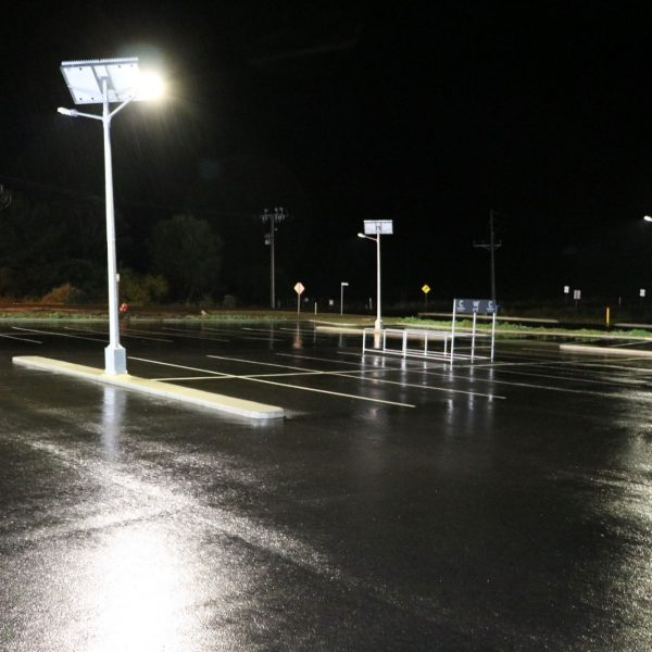 solar street lights GFS-200 Mt. Compass