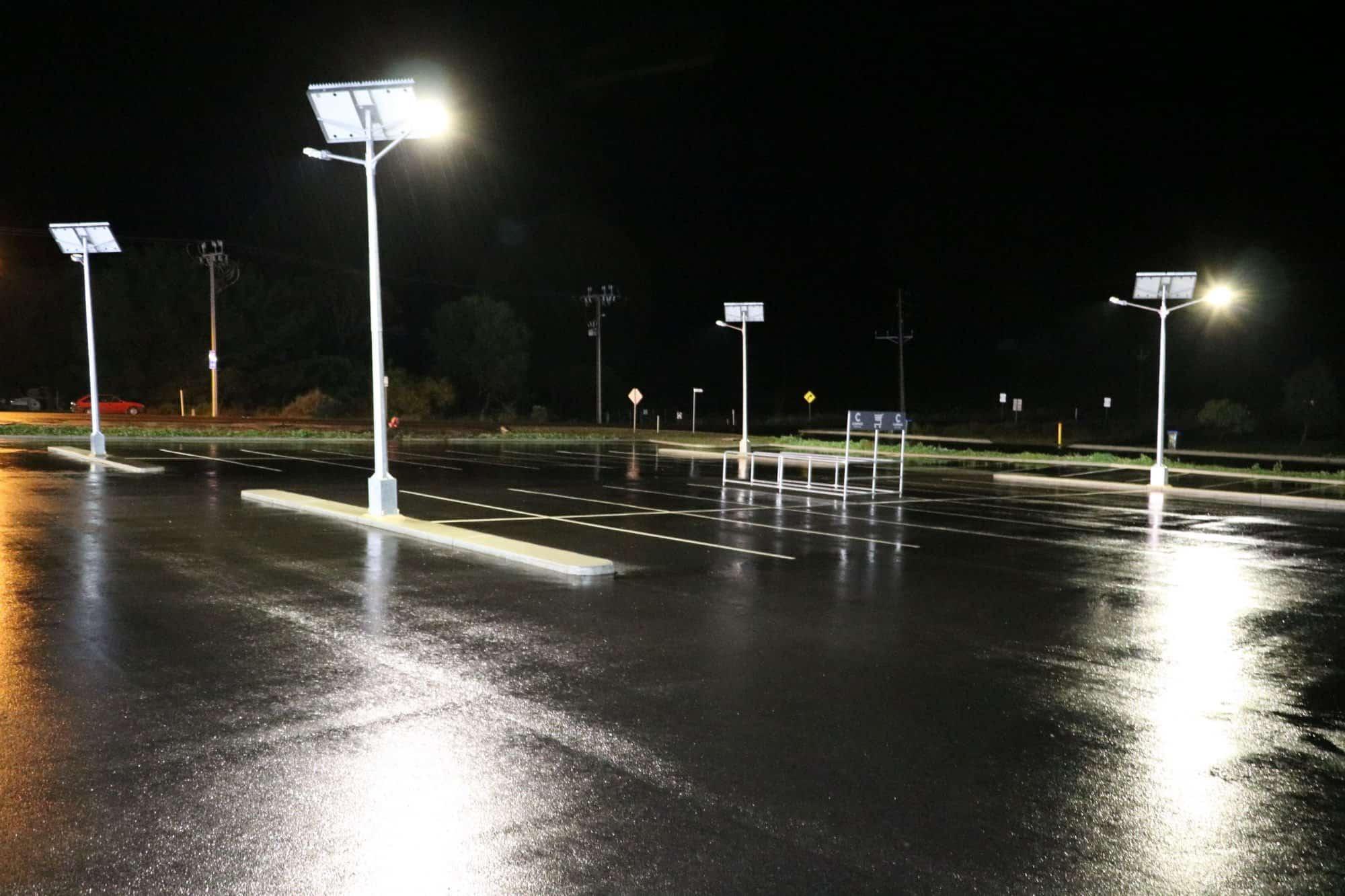 solar street lights GFS-200 Mt. Compass