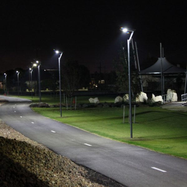 solar path lights Mt. Gambier