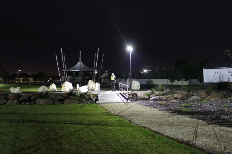 GFS-Stealth solar path lights Mt. Gambier