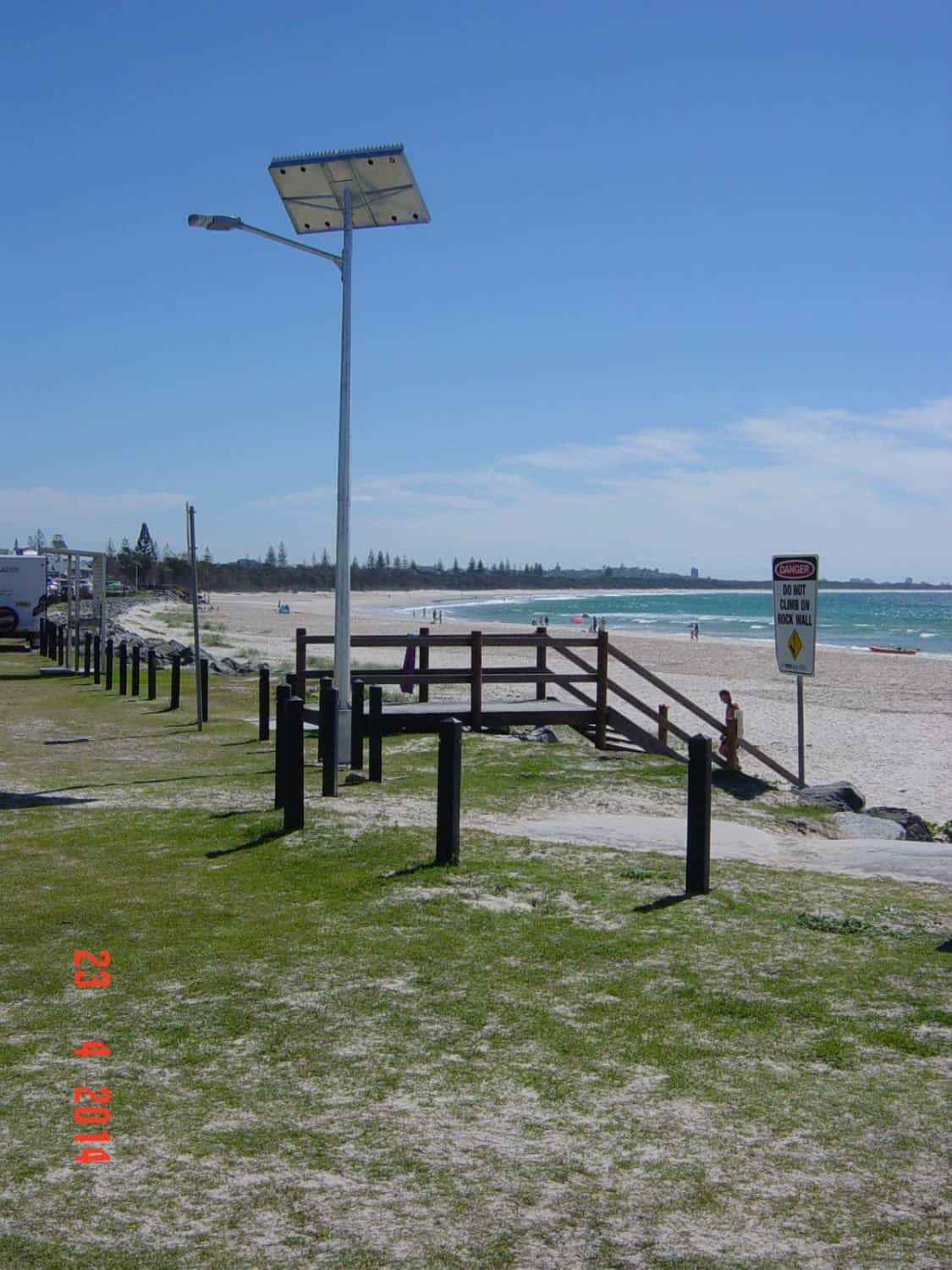 solar street lights Tweed Coast