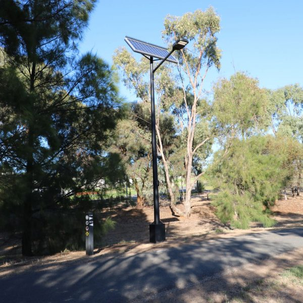 Solar street lighting Wagga Wagga NSW