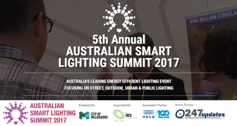 smart lighting summit Melbourne