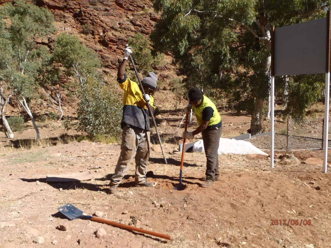 victims of crime local goverment installing solar lights