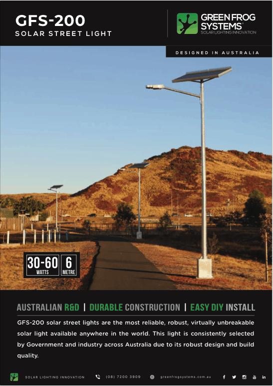 GFS-200 brochure