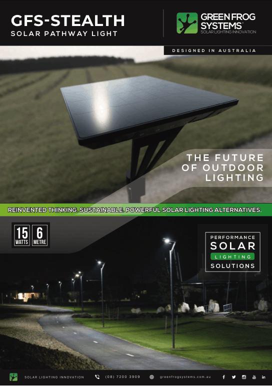 GFS-STEALTH solar pathway light brochure