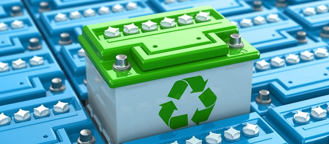 battery recycling scheme