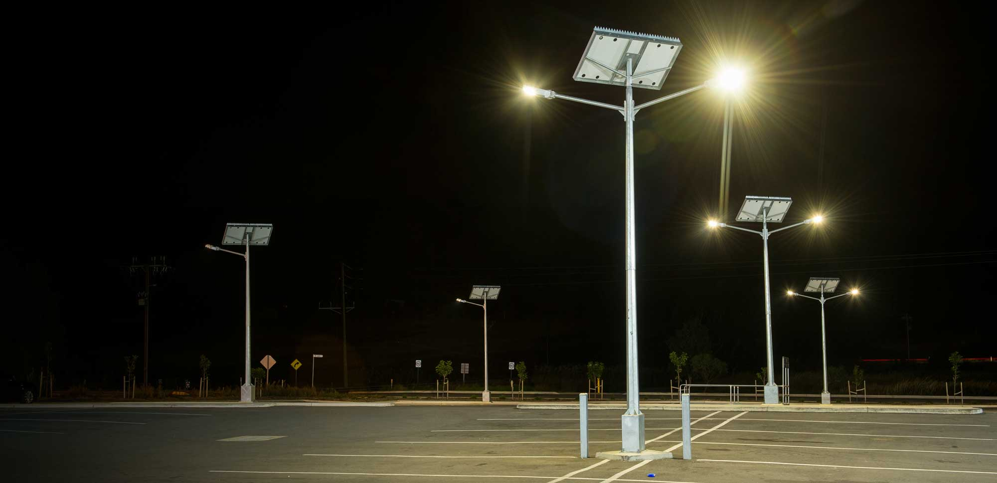 Can I Retrofit Solar Lighting to an Existing Pole?