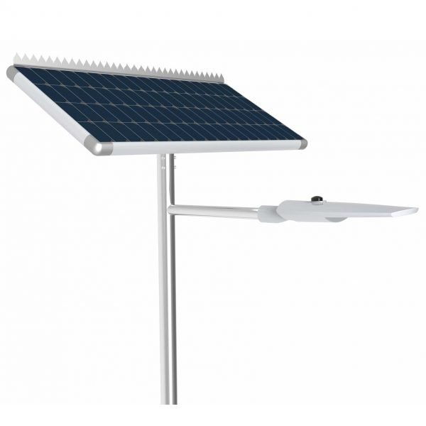 GFS-ASPIRE smart solar street light