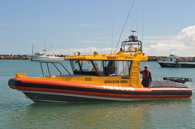 Voolunteer Marine rescue Geraldton