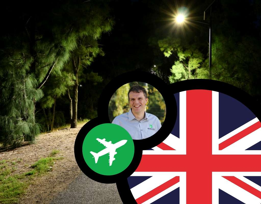 CEO Trip UK Solar Lighting