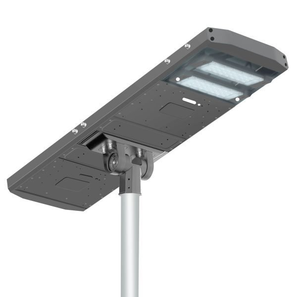 Sentry-80 solar light