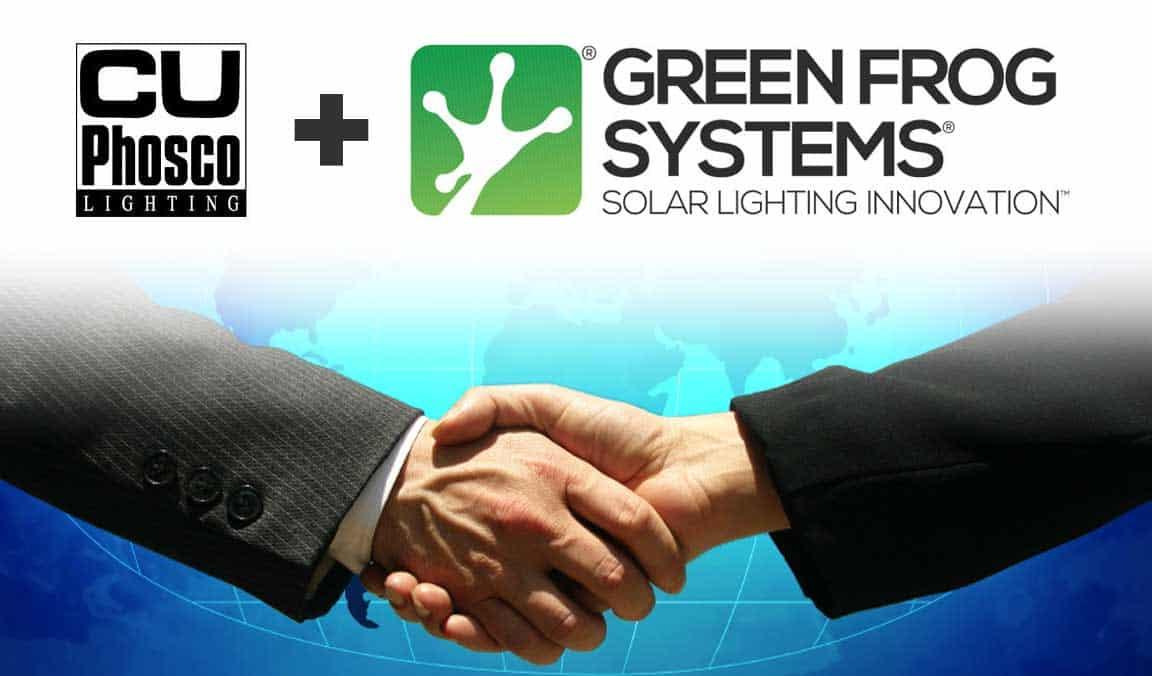 global partnership with CU Phosco Lighting