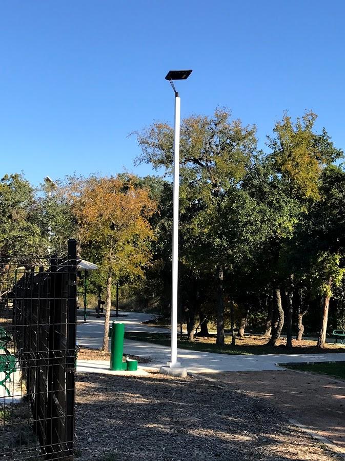 New Territories Park San Antonio TX