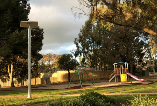 City of Playford Solar Park Lighting Projects